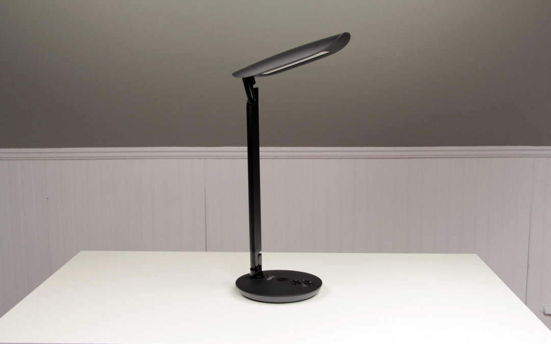 Eufy Lumos E1 Desk Lamp Review: Modern, yet functional